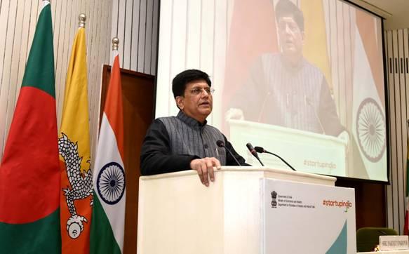 "Shri Piyush Goyal Inaugurates Startup India International Committee ""Commencement"""