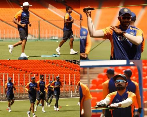 top cricketers to stay in Ahmedabad for a month