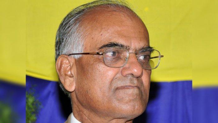 Dr. M. Mahadevappa: Leader of Indian Agronomy