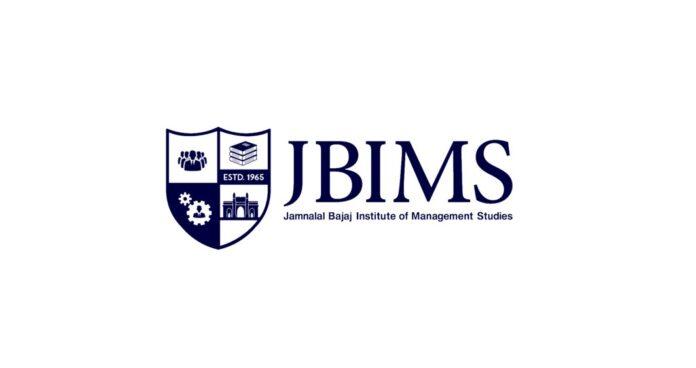 3rd edition of Smt. Jyoti Dwivedi Smriti Scholarship Celebrations Organized at Jamnalal Bajaj Institute of Management Studies