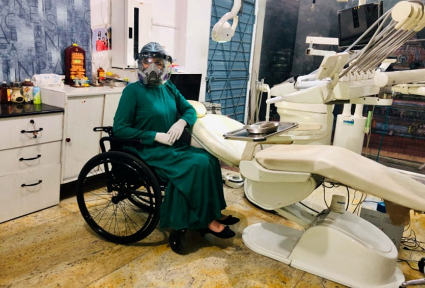 IIT Madras develops advanced motorized wheelchair