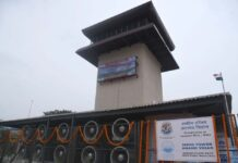 Smog tower ready to face pollution in Delhi