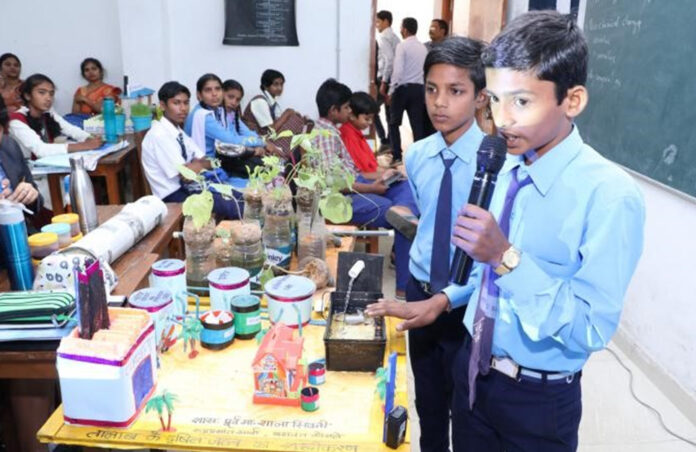 'Eklavya' for the development of creativity and originality in school students